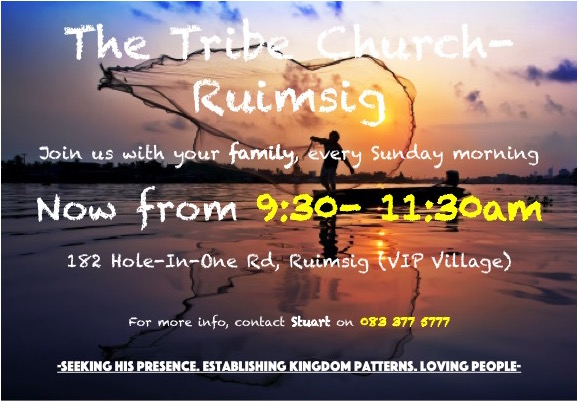 Ruimsig Service @ VIP Venue | Roodepoort | Gauteng | South Africa