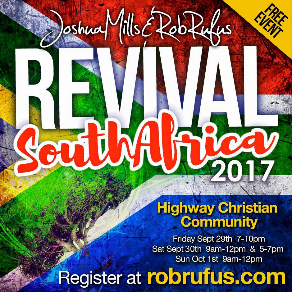 Revival South Africa 2017 @ Highway Christian Community